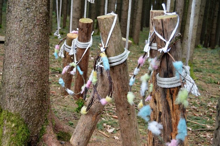 Waldspielgruppe Ostern